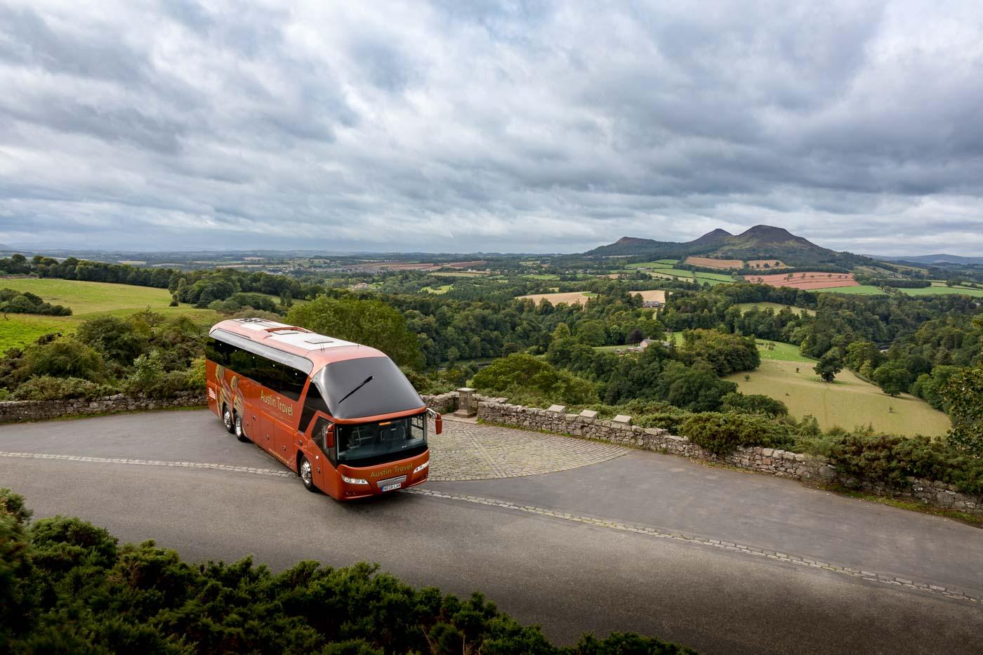 Luxury Coach Hire & Coach Tours Scotland